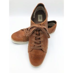 Men's Size 17 UGG Lace-Up Shoes
